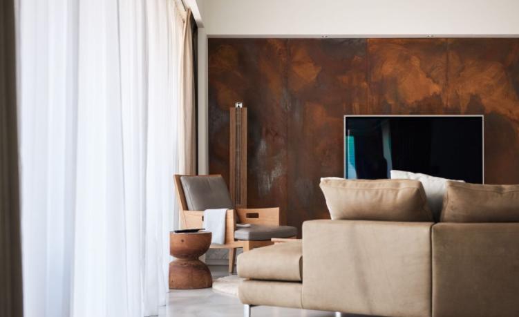 不锈钢电视背景墙