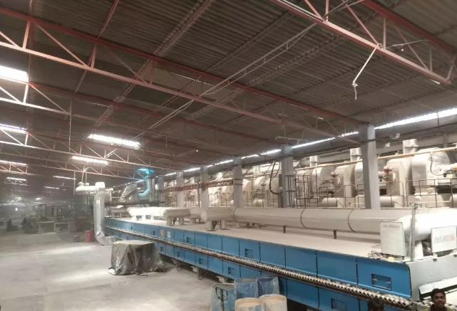 印度的陶瓷工厂